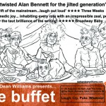 Nathan Dean Williams presents... the buffet